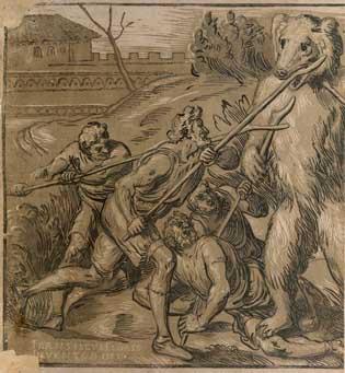 Frans Floris - New Hollstein Dutch