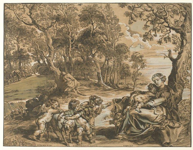 New project: Peter Paul Rubens