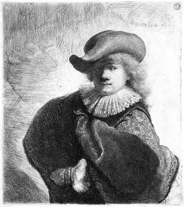 NHD Rembrandt reviewed in Simiolus