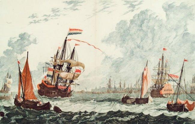 Published: Johannes Teyler and Dutch colour prints